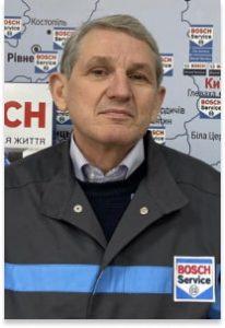 Мастер СТО Bosch ДИАС Украина