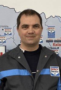 Автослюсар СТО Bosch ДИАС Україна